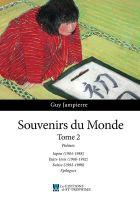 Souvenirs du Monde - Tome 2